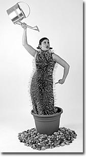 Human Cactus