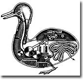 Mechanische Ente