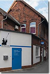 Sitz des Verlags